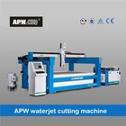 Good quality CNC waterjet cutting machine with CE/ISO9001 certificates