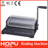 2013 new multi- function office desktop comb binding machine
