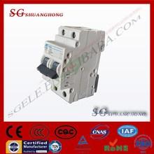 SG350 circuit breaker control switch DZ47 C45 MCB