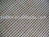 decorative flower garden wood mesh fencing
