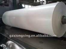 2012 xiongxing factory Protective pvc film