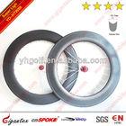 Super Light 700C 88 tubular bicycle carbon rim