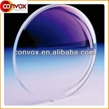 1.523 mineral glass white optical lens blanks (CE and ISO9001)