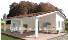 china prefabricated homes/villa architect design