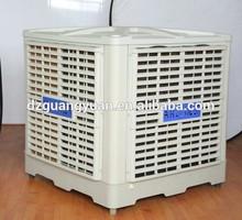 20000m3/h techo/ventana industrial enfriador de aire evaporativo/máquina de vida-apoye fábrica del sistema