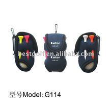 Hot Sale Cheap Golf Ball Tool Bag And Fashion Golf Pouch