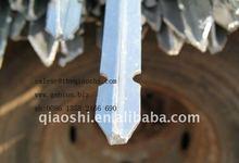 farm fence metal posts