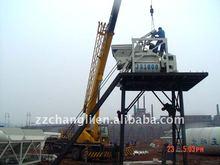 2012 Best Price&Quality! Concrete Beton Batching Plant with Hopper HZS35 35m3/h