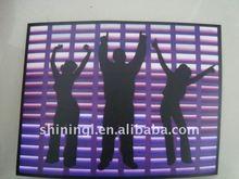 2012 new sound activated danceEL t-shirt