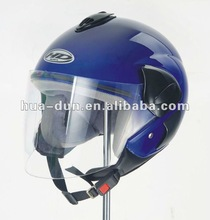 Huadun safety open face motorcycle helmet, high quality helmet, HD-50R