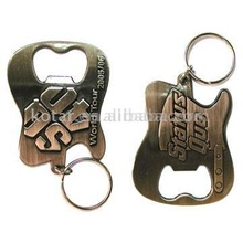 [New Design]Specialized Customized Metal Beer Keychain Bottle Opener