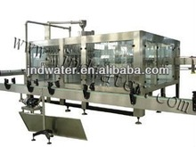 Hot Drinks Washing & Filling & Capping Machine