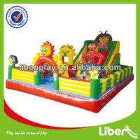 Kids Inflatable Bounce House for Amusement Park LE-CQ002