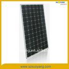 Home mounting 1000 watt solar panel 200WP