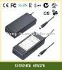 15V 5A AC/DC Desktop Switch Mode Power Supply 75W with UL CE FCC