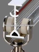 Dekor alüminyum perde parça ağır Hastane kullanımı için