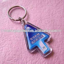 pvc key chain , key rings , metal key ring ,