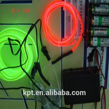 polar 3 super bright and super flexible neon el wire