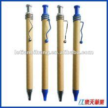 LT-Y023 Eco-friendly boi-degradable pen for office supplies,promotional pen