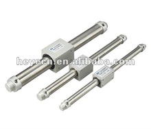 SMC Type CY1B Rodless Pneumatic Cylinder Rodless Air Cylinder Rodless Cylinder With High Quallity