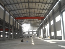 Low cost and Easy Installation Prefabricated steel warehouse(LT462)