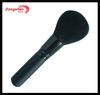 makeup powder brush,black natural powder brush,black handle powder brush
