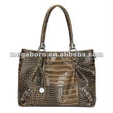 China 2013 Newly Fashion Crocodile Wholesale Handbag