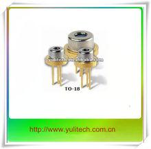Laser de diodo to18 5.6mm 405nm 5mw 50mw 100mw 200mw