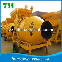 High quality portable concrete mixer