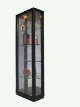 Curio glass display cabinet