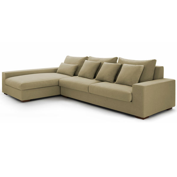 modern living room sofa set with l shaped fabric corner sofa in living