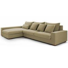 Modern Living Room Sofa Set with L-Shaped Fabric Corner Sofa in Living Room Furniture of Cheap Sofa Set