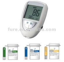 2012 hot sale blood uric acid meter