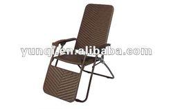 Best-sale Outdoor Rattan Furniture Folding Beach Chair - Buy Beach