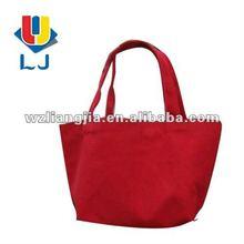 Promotion cotton shopping bag(silk printing)