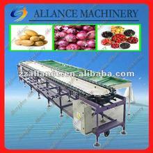 9 2015 best-selling onion vegetable sorting/grading machine