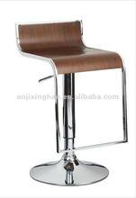 2012 new design Modern Adjustable Wooden Bar Stool XH-704