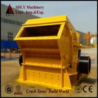 Widely sandstone impact crusher in mining industry , construction waste impact crusher for sale