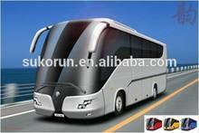 El chasis de diseño para bus