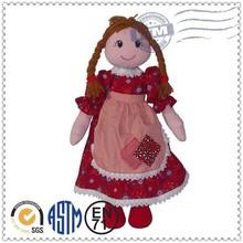 Cute top quality hot selling wholesale stuffed b/o doll