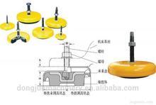 Nitvile rubber compound S78 machine anti vibration mounts