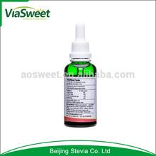 Stevia liquid & ISO & Organic
