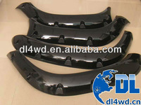 4x4 aacessories 4wd wheel arch Fender Flares for Toyota Hilux