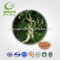 100% Natural Black Cohosh Root Extract Powder,black cohosh powder