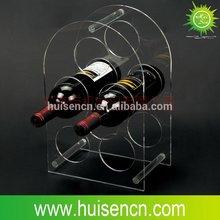 China OEM Hot Sale Acrylic Wine Holder,beer holder