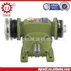 factory direct low noise WPA worm gear box