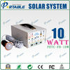 NEW! Portable Solar Energy Station with DC/AC/USB Output 14AH Battery