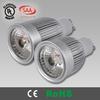 Dimmable Indoor high CRI 9W 110v 220v gu10 led spotlights