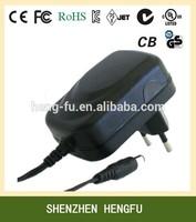 wall mount 90-264V AC DC 12V 3A CCTV Power Supply 36W