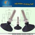 H172 en plastique réglable pieds de mise à niveau, Articulé pieds, Table nivellement jambes